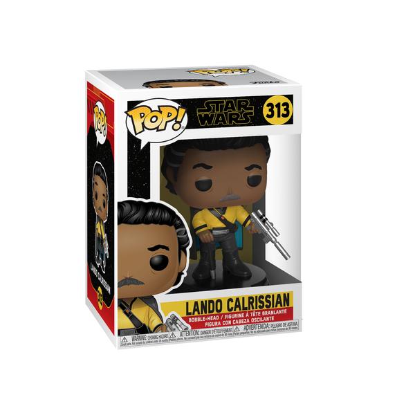 Figurine Lando Calrissian 313 Star Wars 9 Funko Pop
