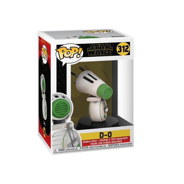 Figurine Droïde D-0 312 Star Wars 9 Funko Pop