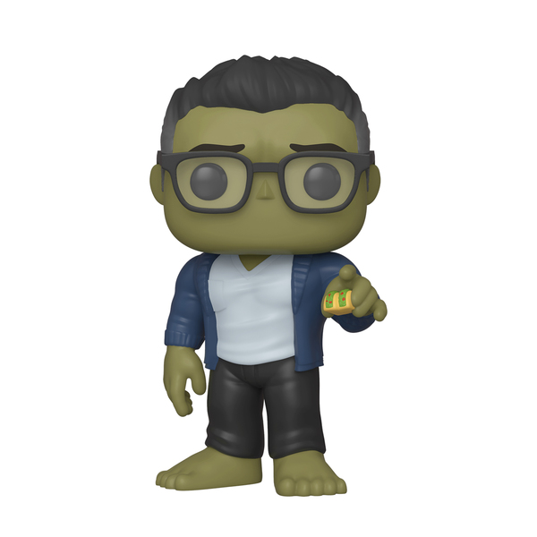 Figurine Hulk avec un tacos - Avengers Endgame - Funko Pop