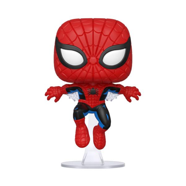 Figurine Marvel Spider-Man 593 - 80 ans Funko Pop