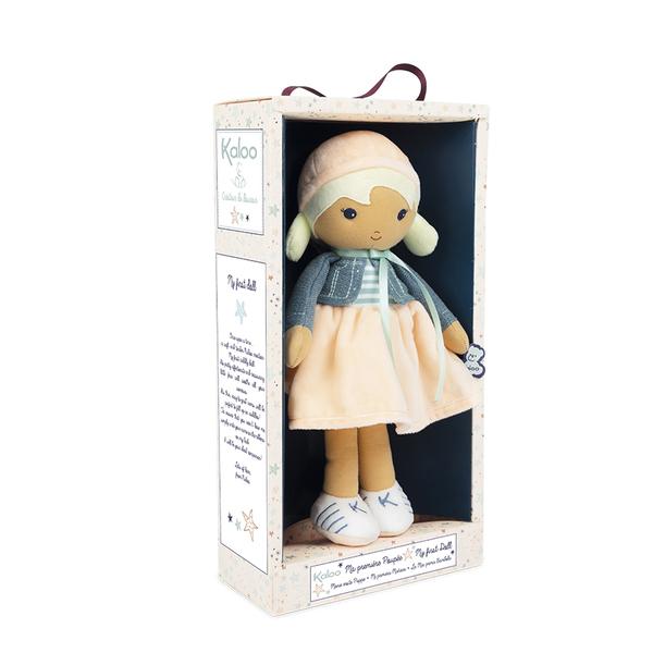 Ma première poupée en tissu Tendresse Chloé 25 cm