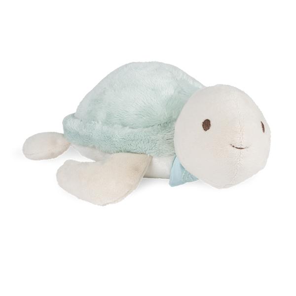 Peluche Pistaccio la tortue 25 cm