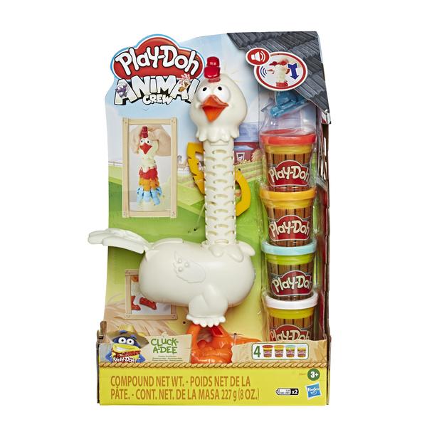 Pâte à modeler - Plumes en folie de Play-Doh Animal Crew