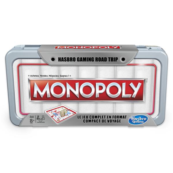 Monopoly Voyage Roadtrip