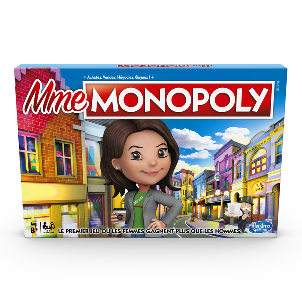 Mme Monopoly