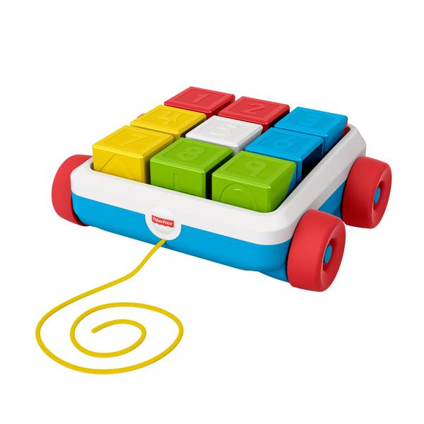 Mon wagon cubes à tirer