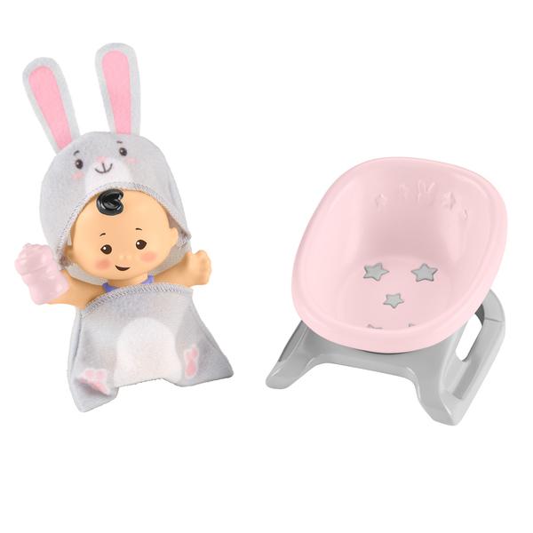 Pack figurine avec accessoires Little People
