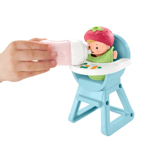 Pack deluxe figurine et accessoires Little People Babies