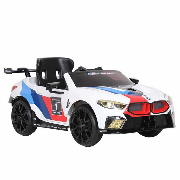 Voiture électrique BMW M8 GTE Racing 12V