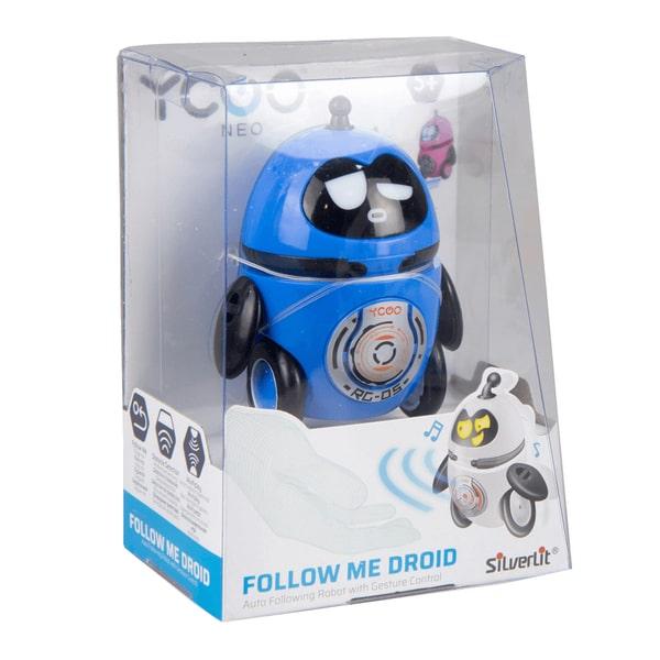 Petit Robot interactif- YCOO - Follow Me Droid - modèle aléatoire