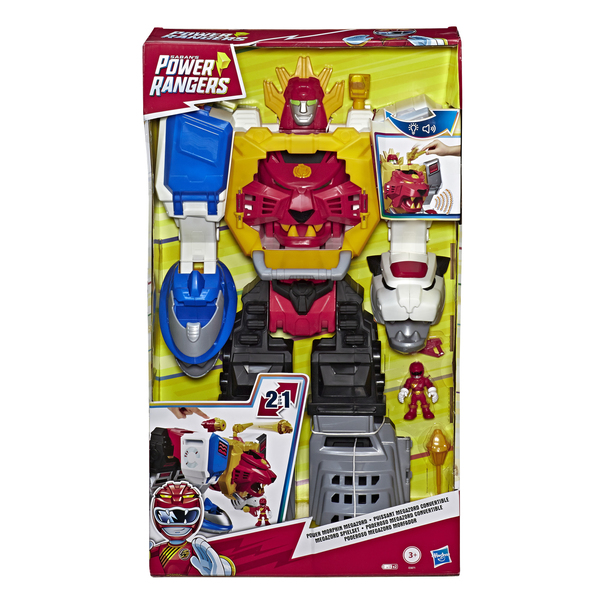 Figurine Megazord convertible 40 cm - Power Rangers