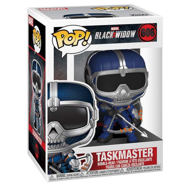 Figurine Taskmaster Black Widow 606 Marvel Funko Pop