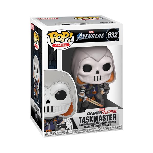 Figurine Taskmaster 632 Marvel Gamerverse Funko Pop
