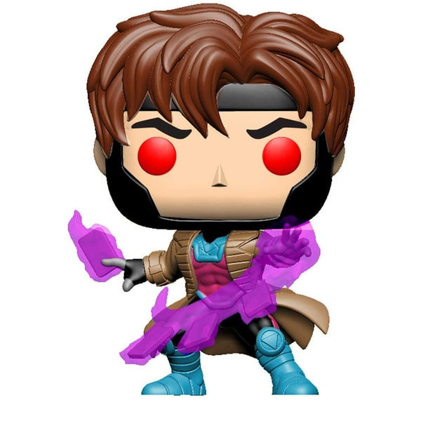 Figurine Gambit Marvel 553 X-Men Funko Pop