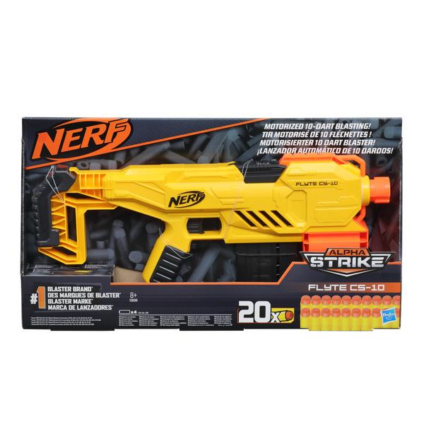 Pistolet Nerf Alpha Strike Flyte CS-10