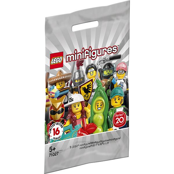 71027 - LEGO® Minifigures série 20