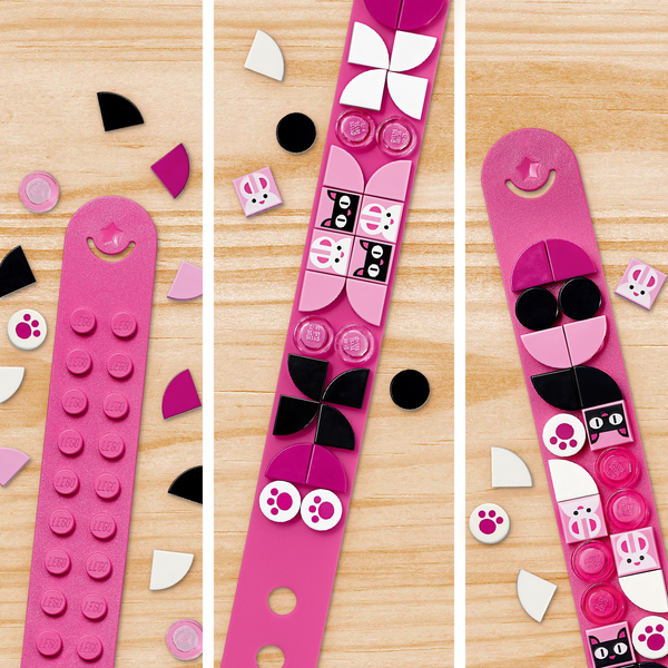 41901 - LEGO® DOTS - Le bracelet animaux rigolos