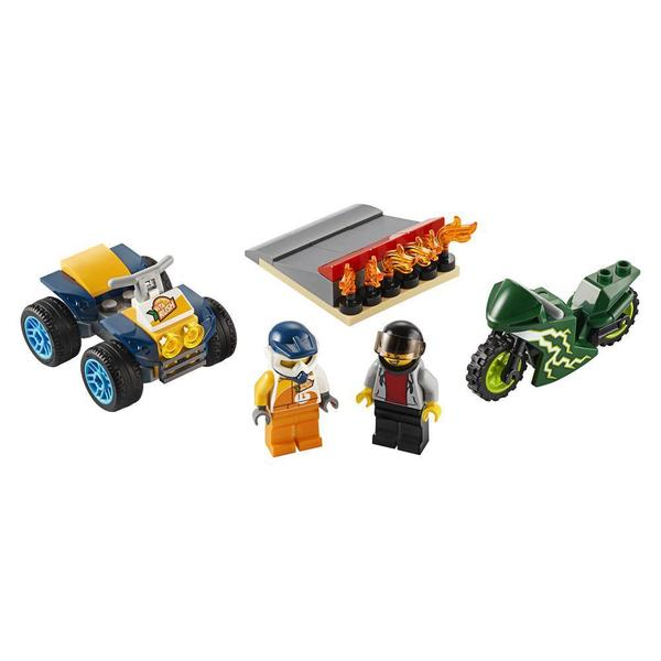 60255 - LEGO® City Nitro Wheels l