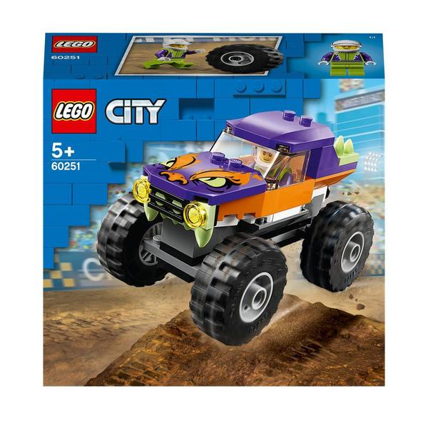 60251 - LEGO® City le camion monstre