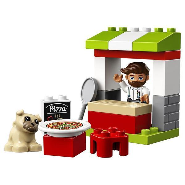 10927 - LEGO® DUPLO le stand à pizza