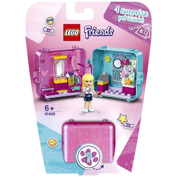 41406 - LEGO® Friends - Le cube de jeu shopping de Stéphanie