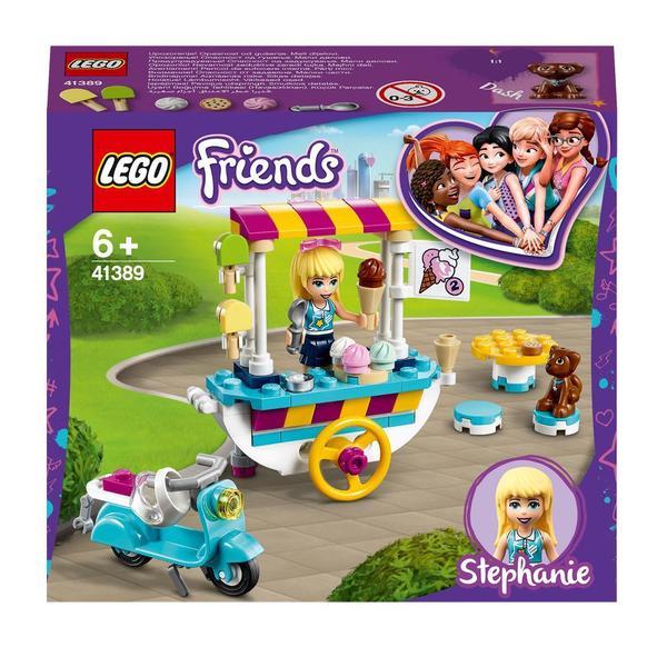 41389 - LEGO® Friends le chariot de crème glacée