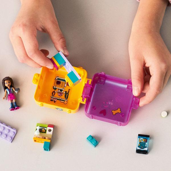 41405 - LEGO® Friends - Le cube de jeu shopping d