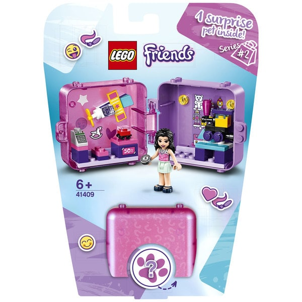 41409 - LEGO® Friends - Le cube de jeu shopping d'Emma