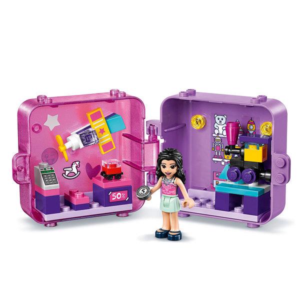 41409 - LEGO® Friends - Le cube de jeu shopping d