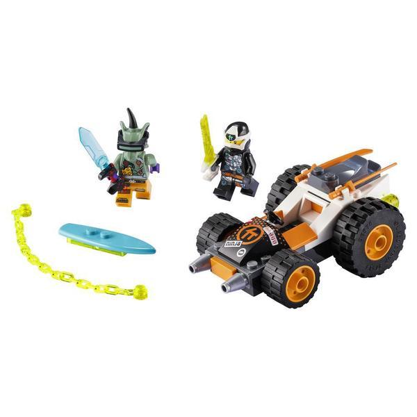 71706 - LEGO® Ninjago le bolide de Cole