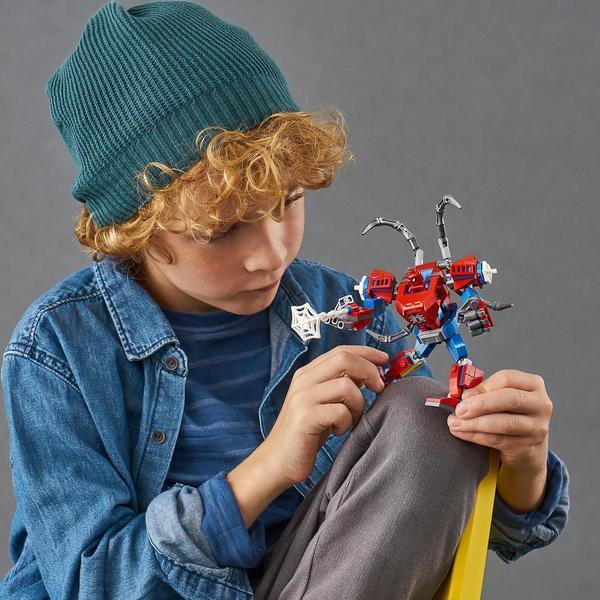 76146-LEGO® Marvel Super Heroes - Le robot de Spider-man