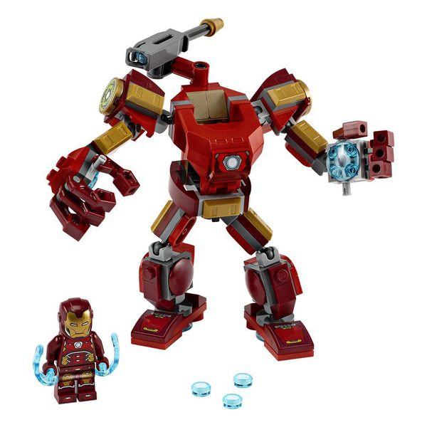 76140-LEGO® Marvel Super Heroes - Le robot d
