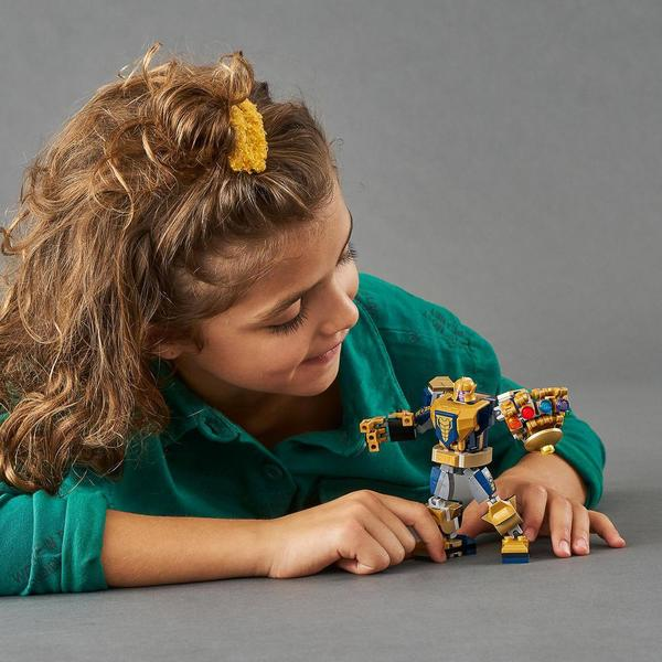 76141-LEGO® Marvel Super Heroes - Le robot de Thanos