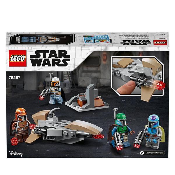 75267-LEGO® Star Wars Coffret de bataille Mandalorien