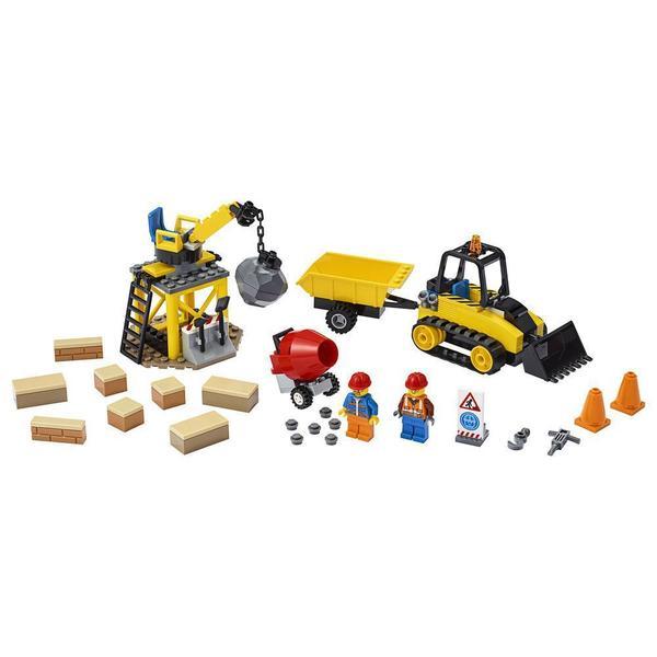 60252 - LEGO® City le bulldozer de chantier