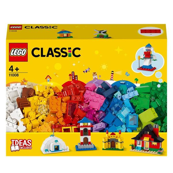 11008 - LEGO® Classic briques et maisons