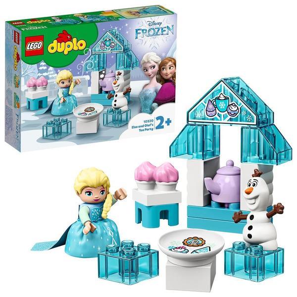 10920 - LEGO® Duplo - Le goûter d'Elsa et Olaf