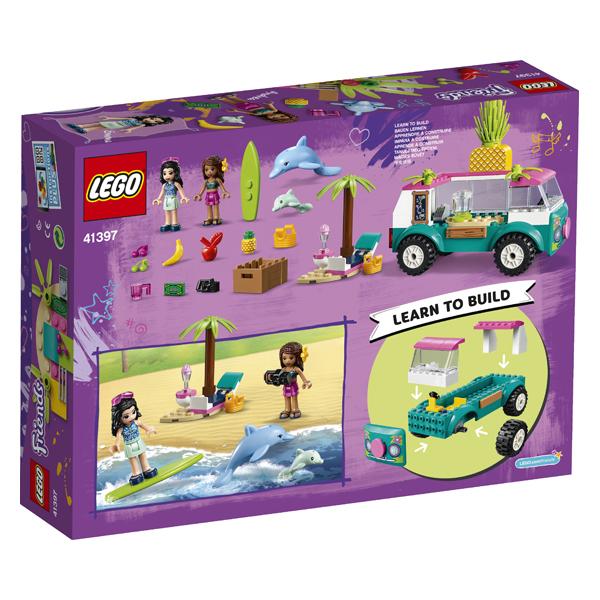 41397 - LEGO® Friends le camion à jus