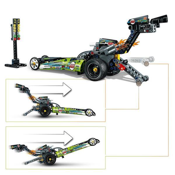 42103 - LEGO® Technic le dragster
