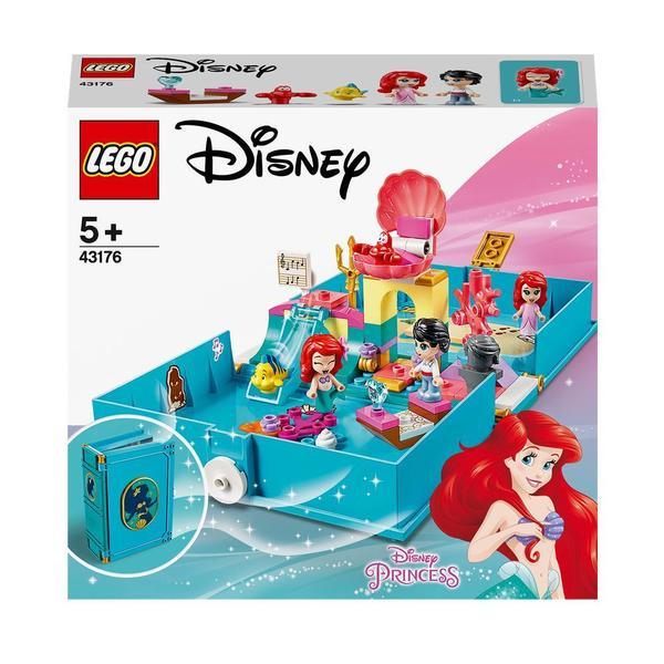 43176-LEGO® Disney Princess Le livre d'aventures de Ariel
