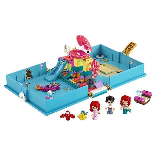 43176-LEGO® Disney Princess Le livre d