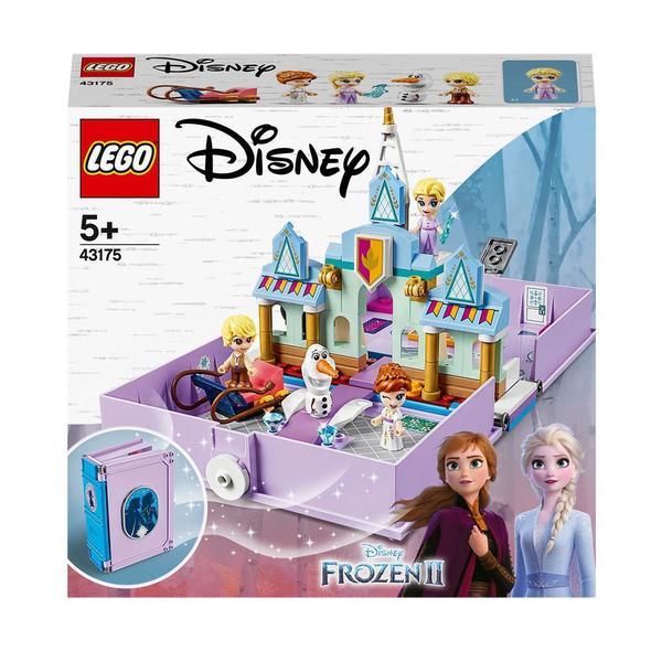 43175-LEGO® Reine des Neiges Le livre d'aventures de Anna et Elsa