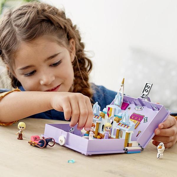 43175-LEGO® Reine des Neiges Le livre d