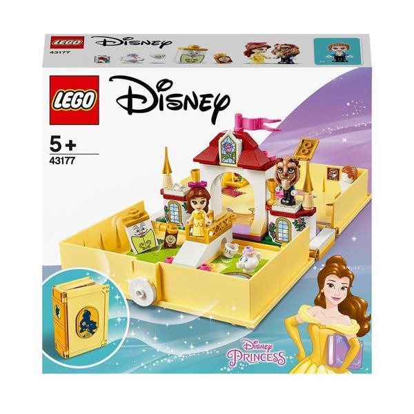43177-LEGO® Disney Princesses Le livre d'aventures de Belle