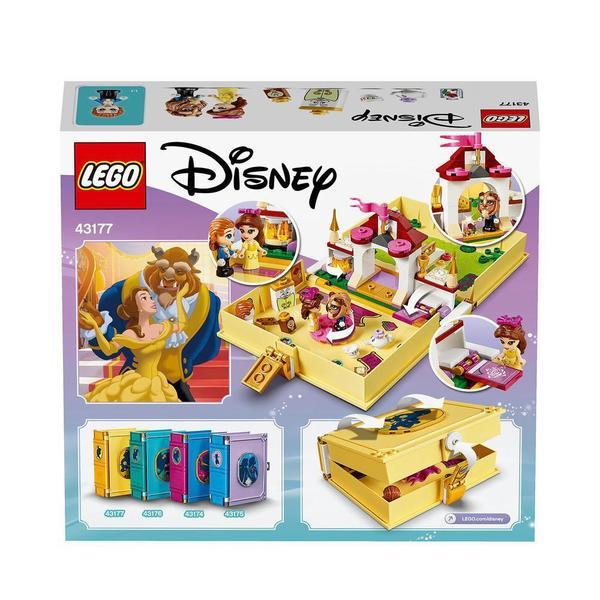 43177-LEGO® Disney Princesses Le livre d