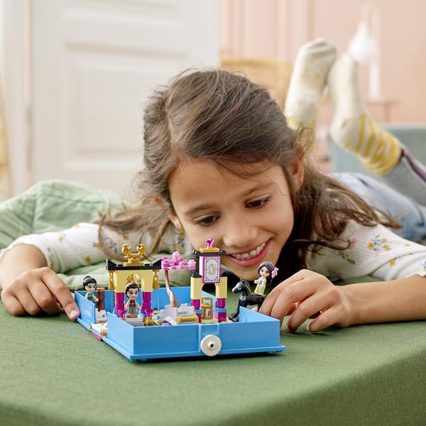 43174-LEGO® Disney Princesses Le livre d