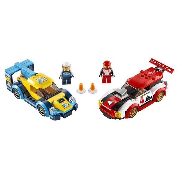 60256 - LEGO® City les voitures de course