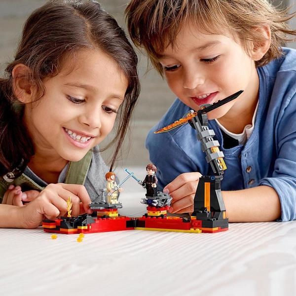 75269-LEGO® Star Wars Duel sur Mustafar
