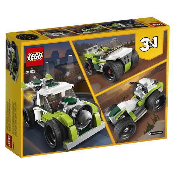 31103 - LEGO® Creator le camion fusée