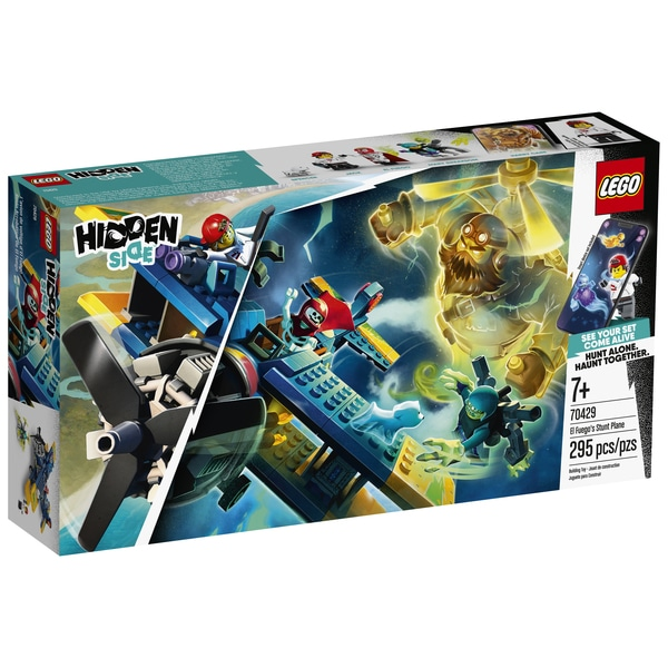 70429 - LEGO® Hidden Side l'avion de voltige d'El Fuego